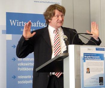 beim Vortrag 2012 in der Uni Erfurt